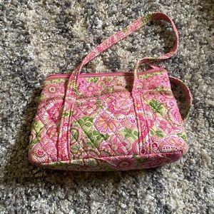 Vera Bradley Shoulder Bag in Petal Pink